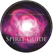 Meet Your Spirit Guide CD by Calista