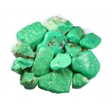 Chrysoprase tumbled crystal