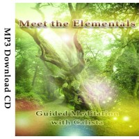 Meet the Elementals MP3 Meditation by Calista