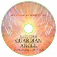 Meet Your Guardian Angel CD by Calista