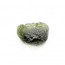 Moldavite raw crystal