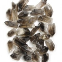 Smoky Quartz 1-2 inch points