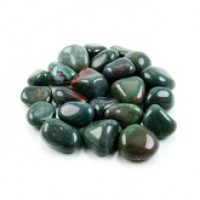 Bloodstone tumbled crystal