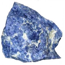 Sodalite Crystal.Raw