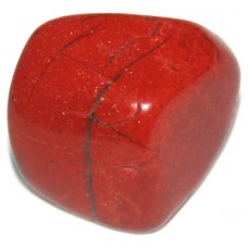 Red Jasper Tumbled Crystal.